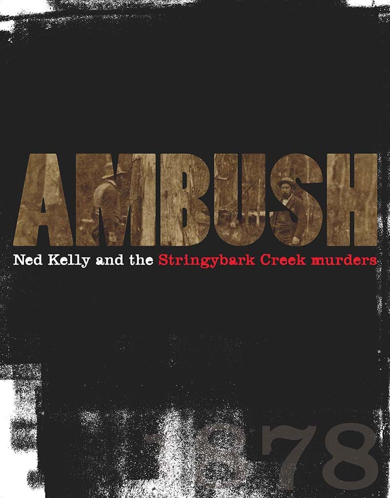 Image of exhibition artwork for Ambush - Ned Kelly