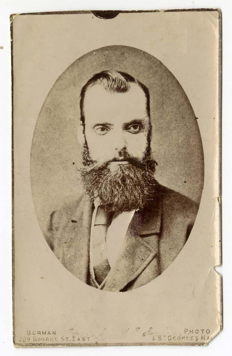 Photo of Constable Thomas McIntyre