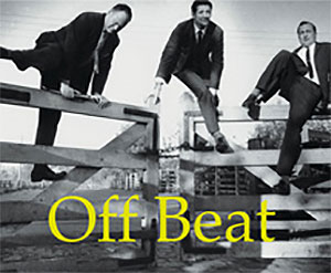 Image of promotional artwork for Off Beat caption writing competition