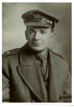 Photo of Reuben Pierce Penna in army uniform